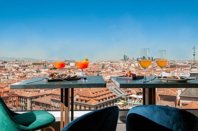 Ella Sky Bar Madrid