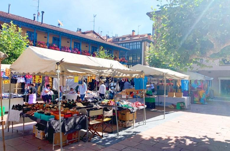 La Plaza del Fontán