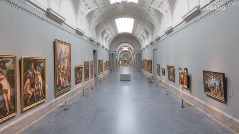 Galería Museo del Prado