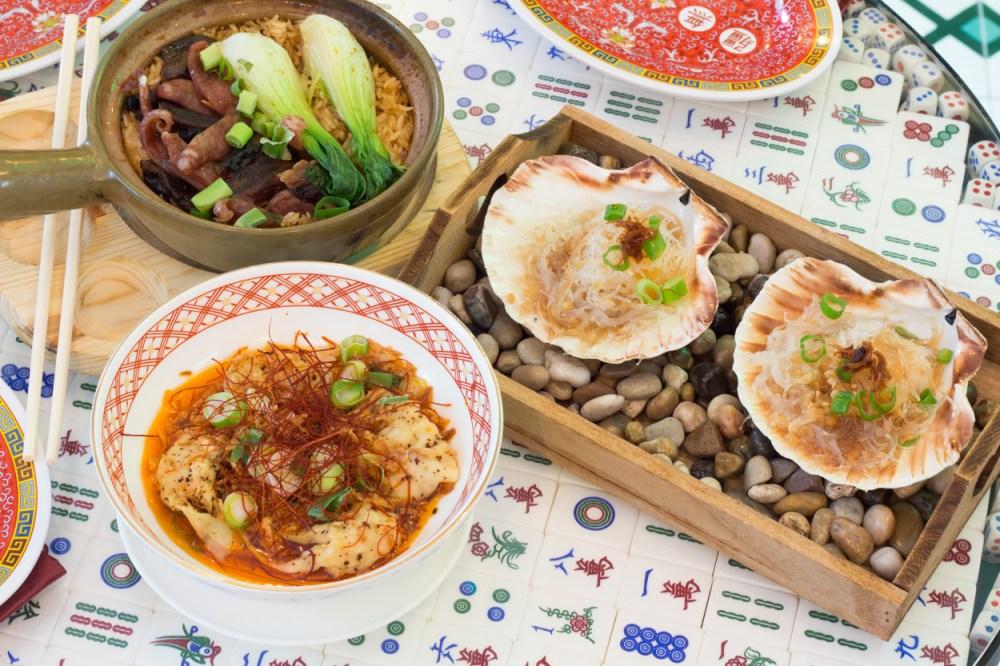 Comida del restaurante Hong Kong 70,