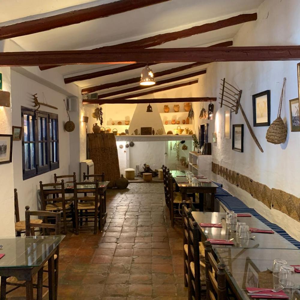 Restaurante El Alfar (Consuegra)