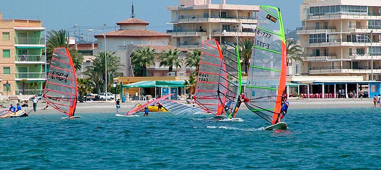 mejores playas Santa Pola: Gran Playa