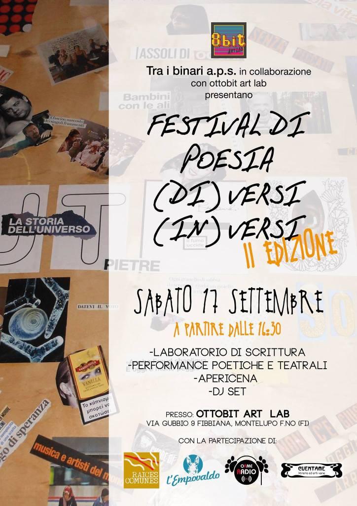 Festival di Poesia Diversi inversi