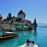 Caves, Castles and Covered Bridges: A Tour Around Stunning Lake Thun