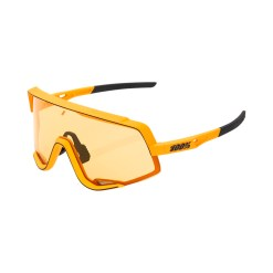 100% Glendale Brille soft tact mustard