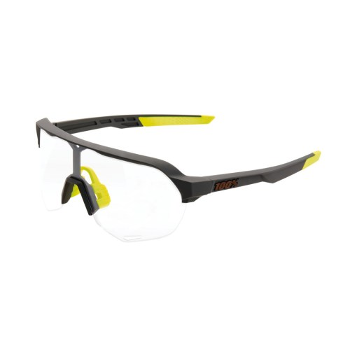 100% S2 Brille soft tact cool grey