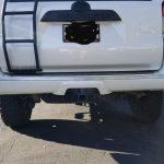 2010 2013 Rear Bumper Cut Mod Cutting Trimming Bumper