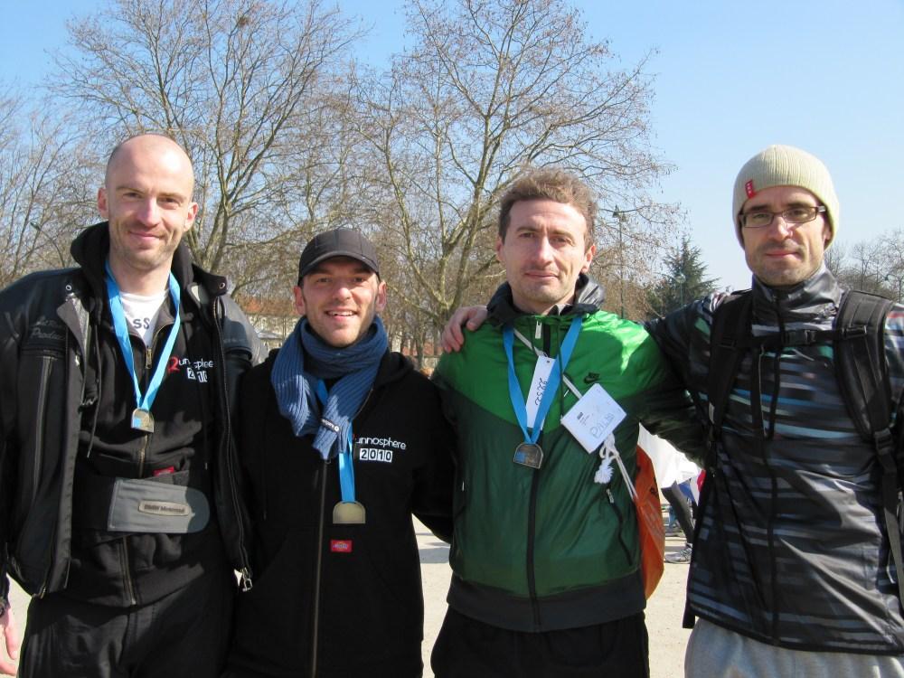 Noostromo, Greg-Runner, JecoursParis et Jahom