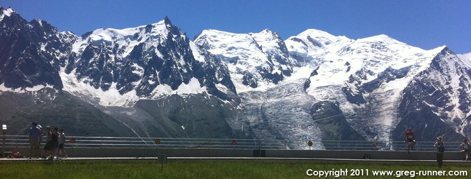 Cross du Mont Blanc 2011