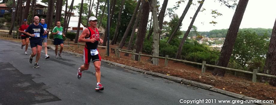 Marathon des villages 2011