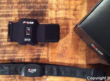 Polar RCX5 RUN et son GPS G5