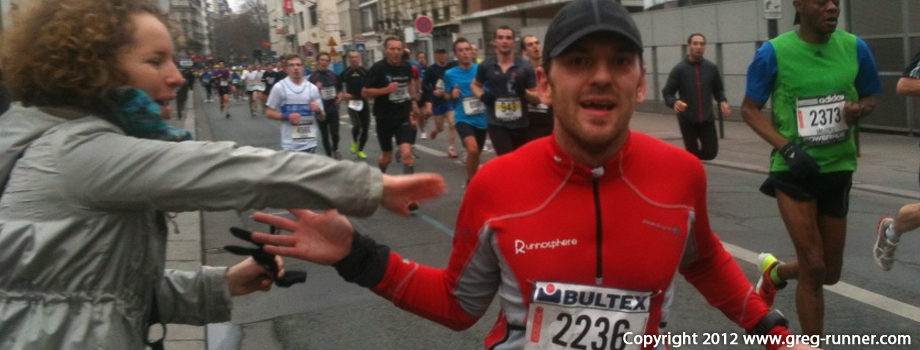 Semi-Marathon de Paris 2012