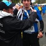 Salvio est marathonien