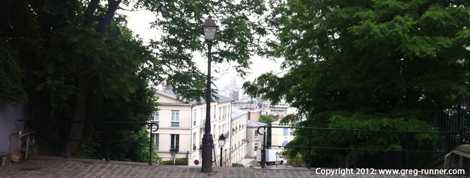 Montmartre-Course-a-pied