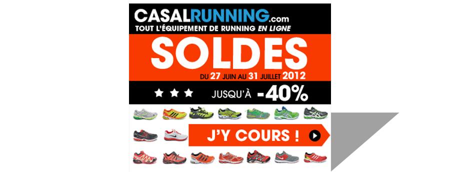 Soldes CasalRunning