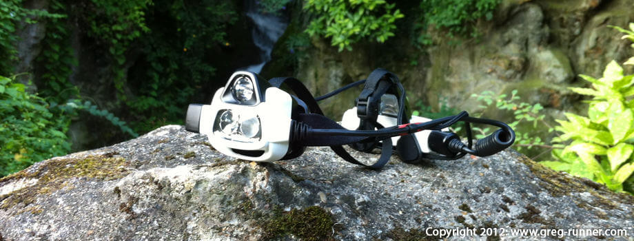 Frontale Petzl Nao