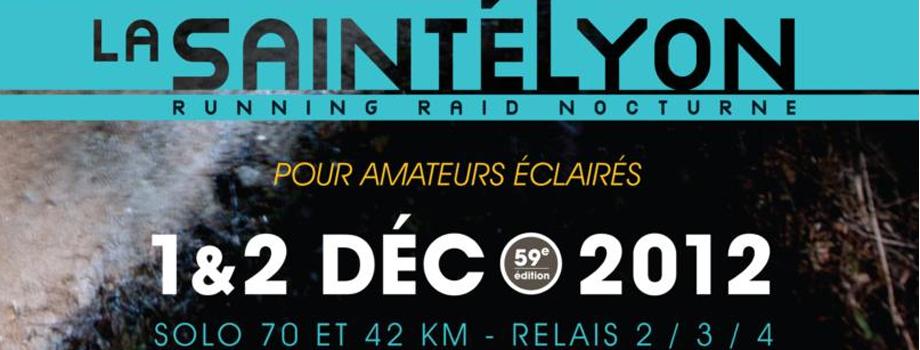 Saintélyon 2012