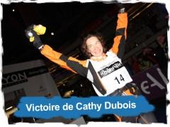 Cathy Dubois vainqueur de la Saintélyon 2012
