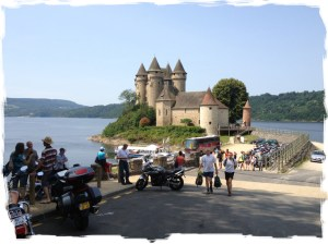 Aquaterra - Artensiel: Château de Val