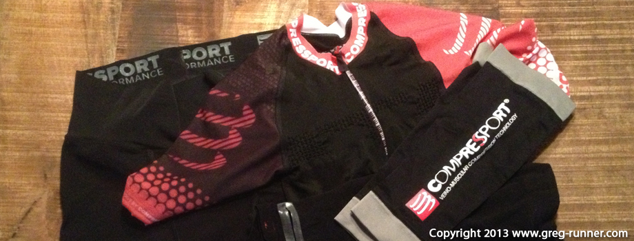Test: les produits de compression Compressport