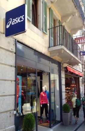 asics boutique