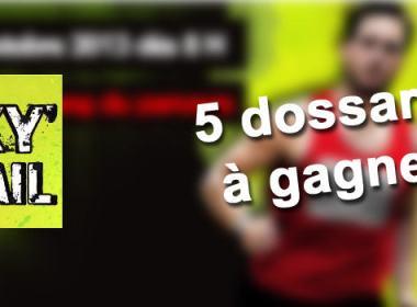 Jeu-concours: 5 dossards pour l'oxytrail à gagner