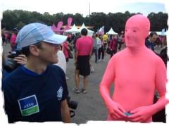 Pink-Runner et Greg-Runner