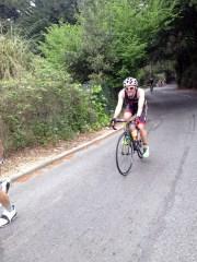 Triathlon de Cannes - vélo