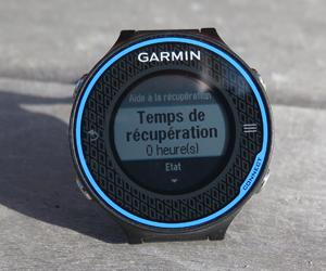 Garmin Forerunner 620: temps de recuperation