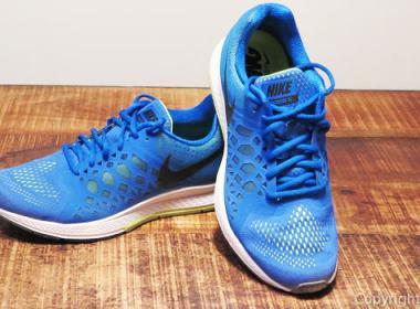 Test: les chaussures de running Nike Pegasus 31