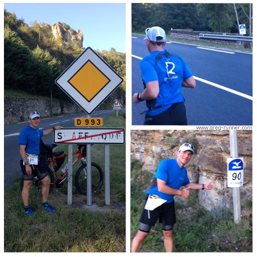 100km de Millau: dernière ligne droite
