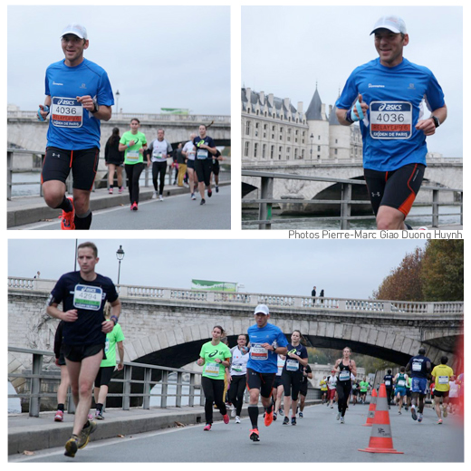 Ekiden de Paris 2014: relais 6