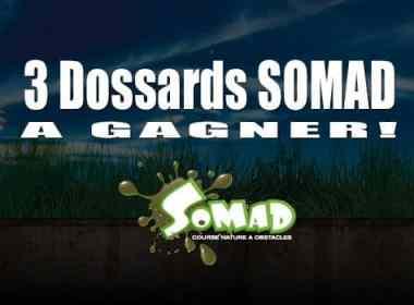 Dossard à gagner: SoMad