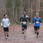Ecotrail 80km: Saint-Cloud