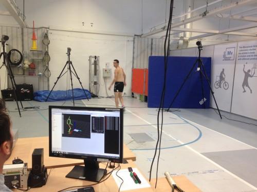 Décathlon Sportslab - bioméchanics