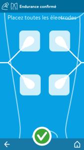 Application Bluetens