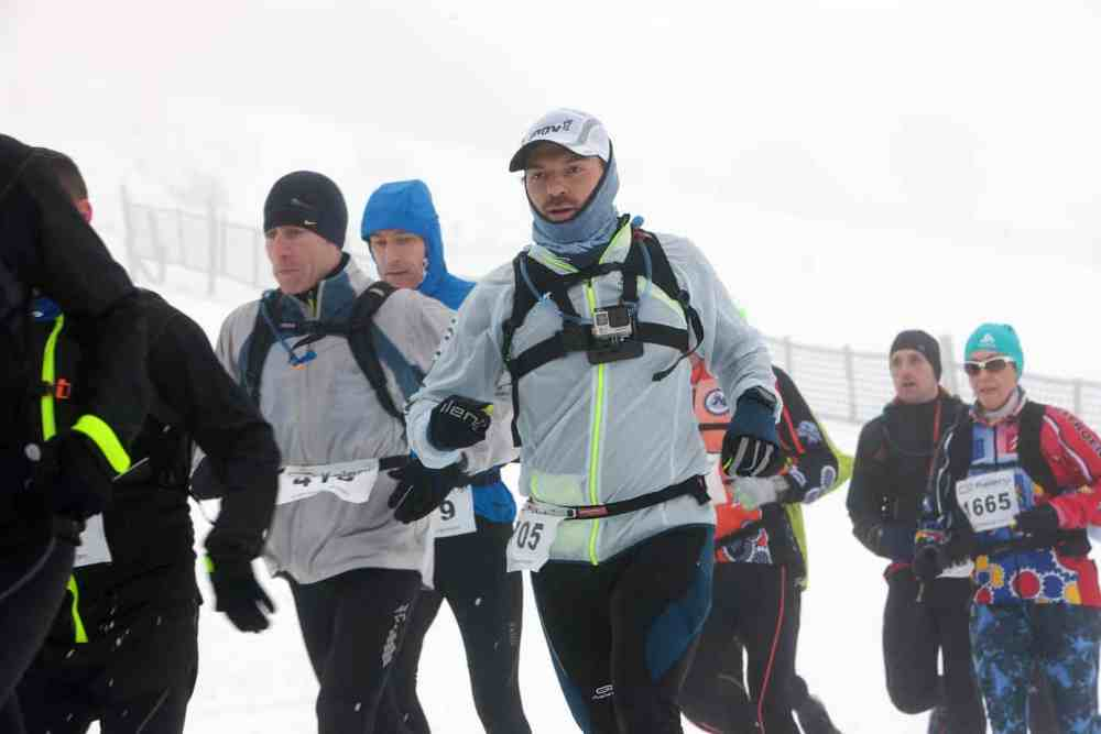 Courir quand il fait froid: participation au trail des Vosges