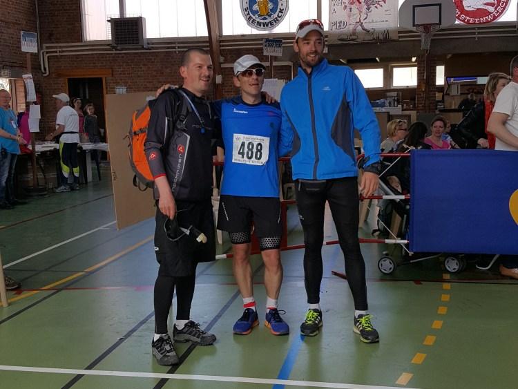100km de Steenwerck - l'équipe de choc