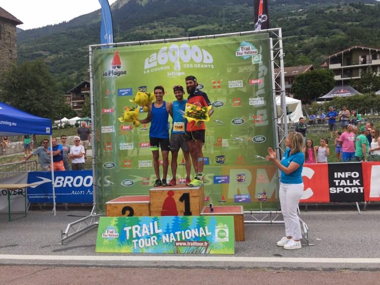 6000D 2017 - podium hommes