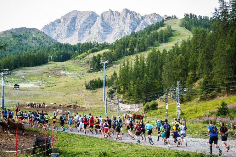 Vars Moutain Trail 2017