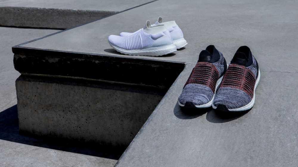 Adidas Ultraboost Laceless 2017 Rouge et blanc