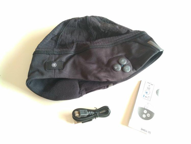 Kalenji: le bonnet running bluetooth pour écouter tamusique
