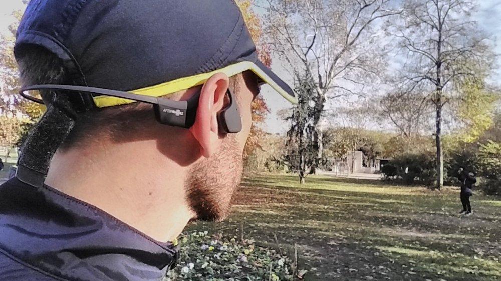 Testet avis des écouteurs Aftershokz Trekz Air