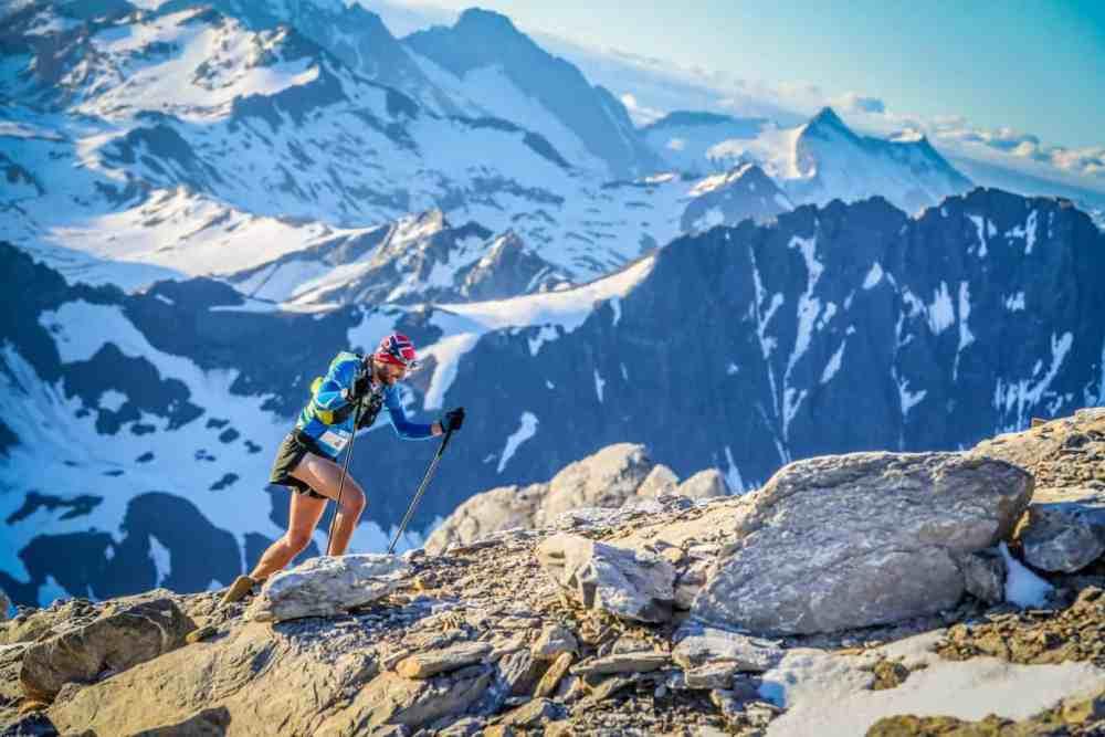 Odlo high trail Vanoise 2018