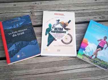 3 livres pour se mettre à l'ultra Trailrunning