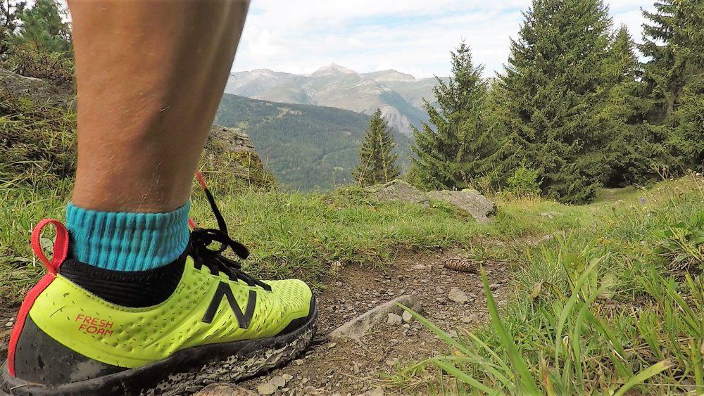 Chaussures de trailrunning New Balance Hierro V3