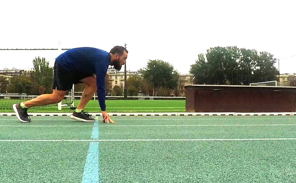 Progresser en course a pieds