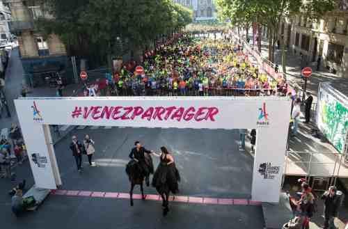 La Grande course du grand paris: seconde édition pour cette course de 10km