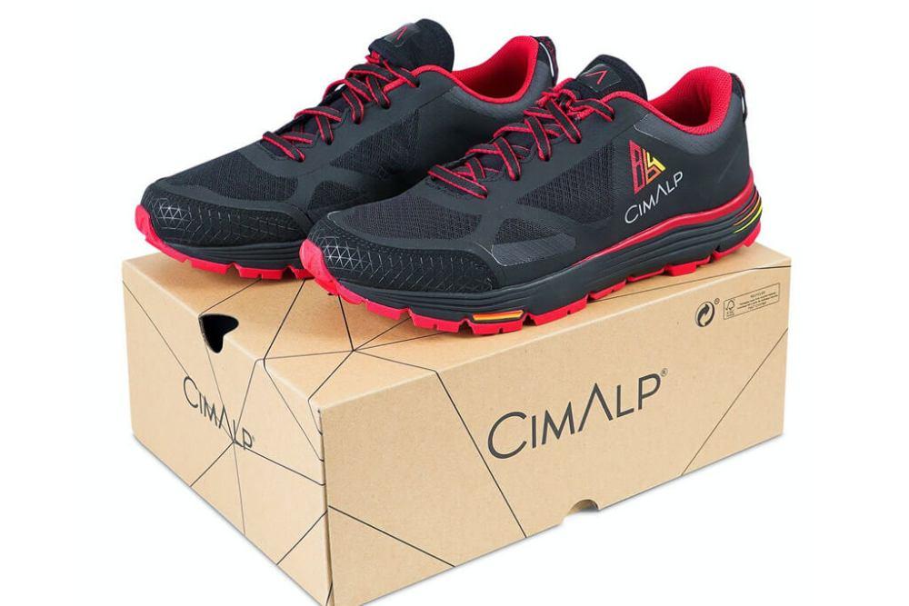 Cimalp lance ses chaussures de trail: les 864 Drop Control