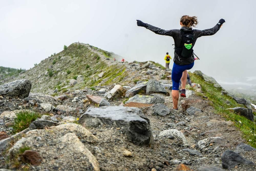 Arc-teryx Alpine Academy: des sessions d'une journée de trail